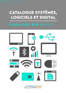 Nouveau catalogue Systèmes logiciels et digital
